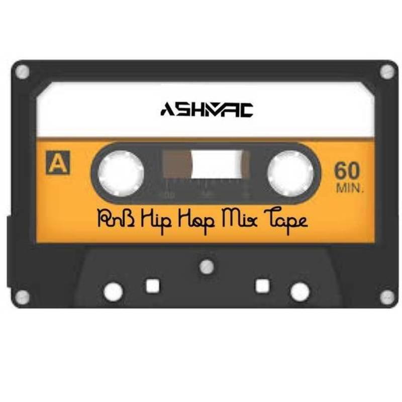 Retro RnB Hip Hop Mix Tape By Ashmac